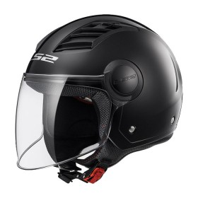 CASCO LS2 AIRFLOW L OF562 NEGRO