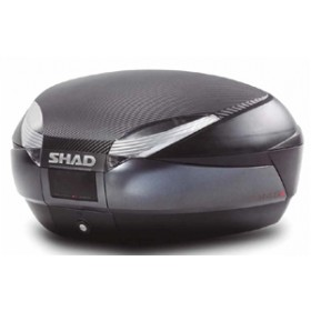 MALETA SHAD SH48 GRIS OSCURO